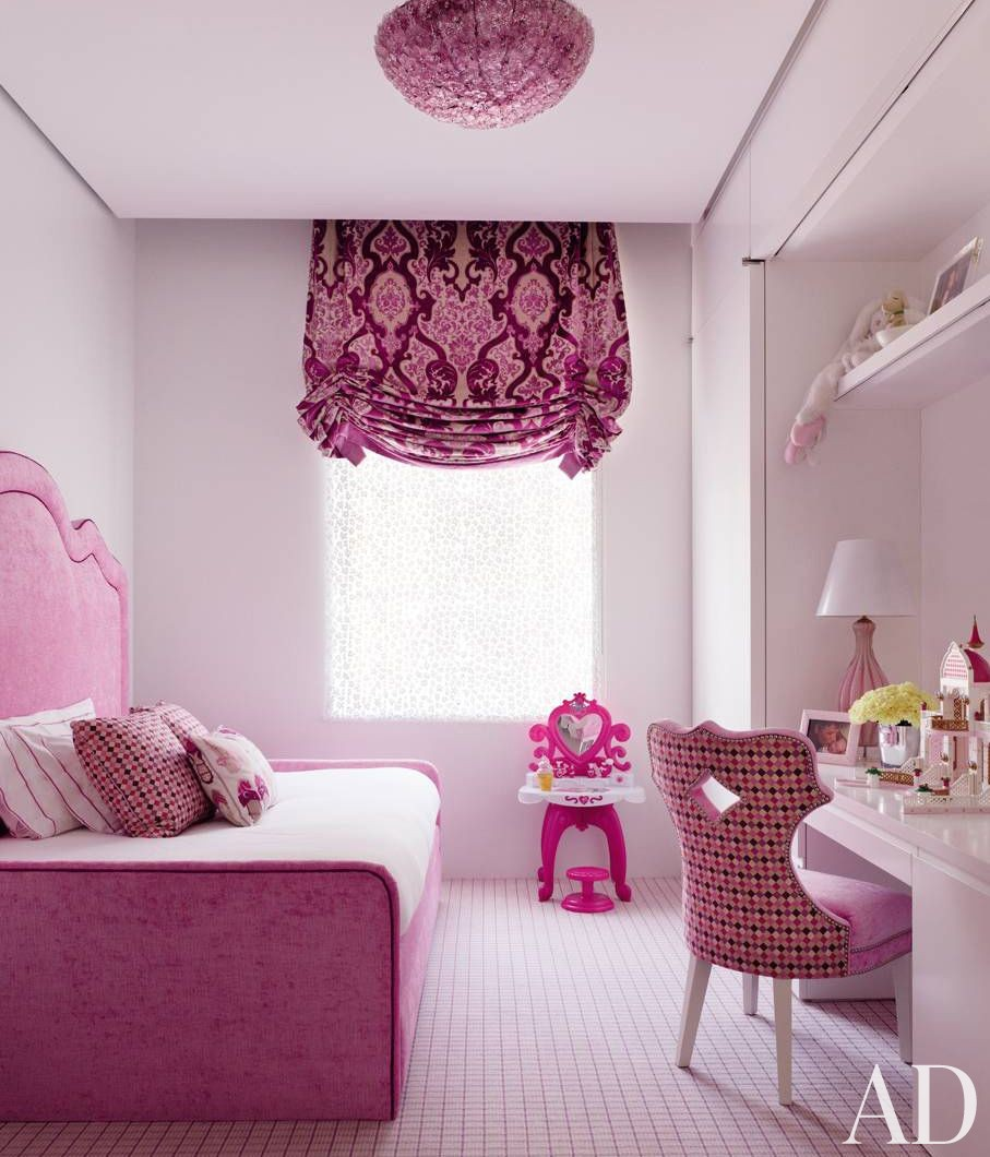 Contemporary Children\'s Room by Ingrao Inc. and Frederic Schwartz Architects in New York, New York