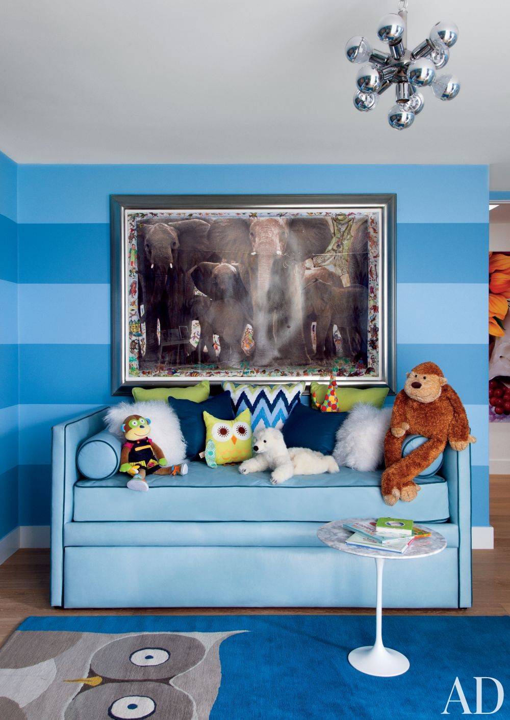 Contemporary Children\'s Room by Martyn Lawrence Bullard Design in Los  Angeles, California