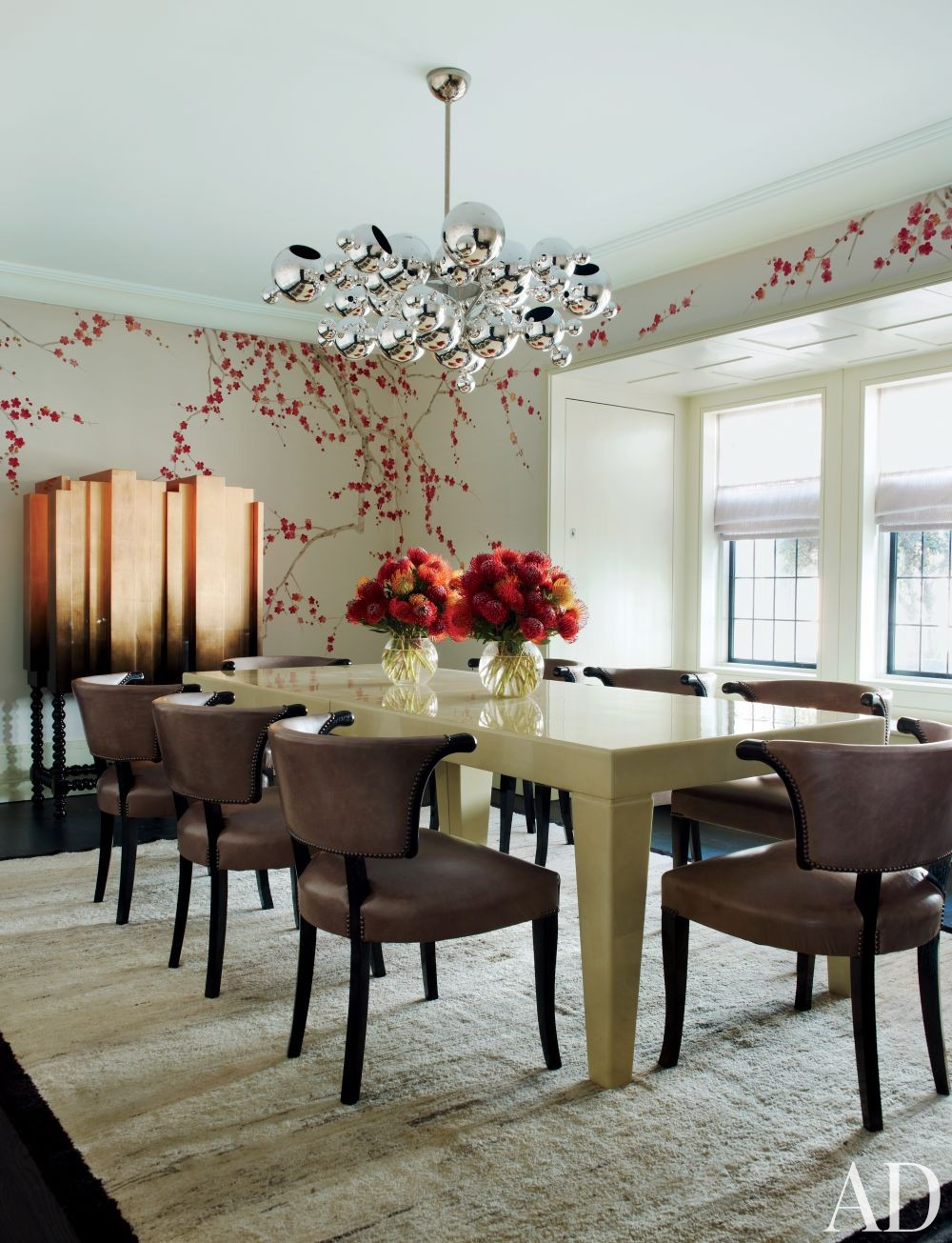 Contemporary Dining Room by Rafael de Cárdenas Ltd./Architecture at Large in London, England