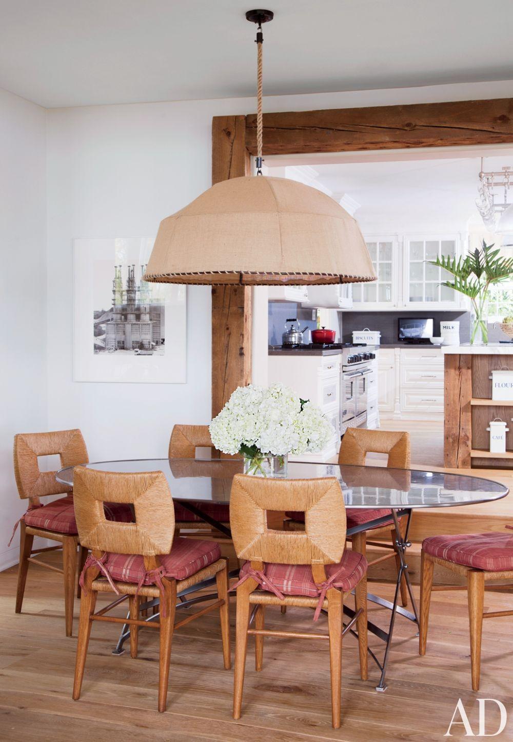 Contemporary Dining Room by Trip Haenisch & Associates in Bel Air, California