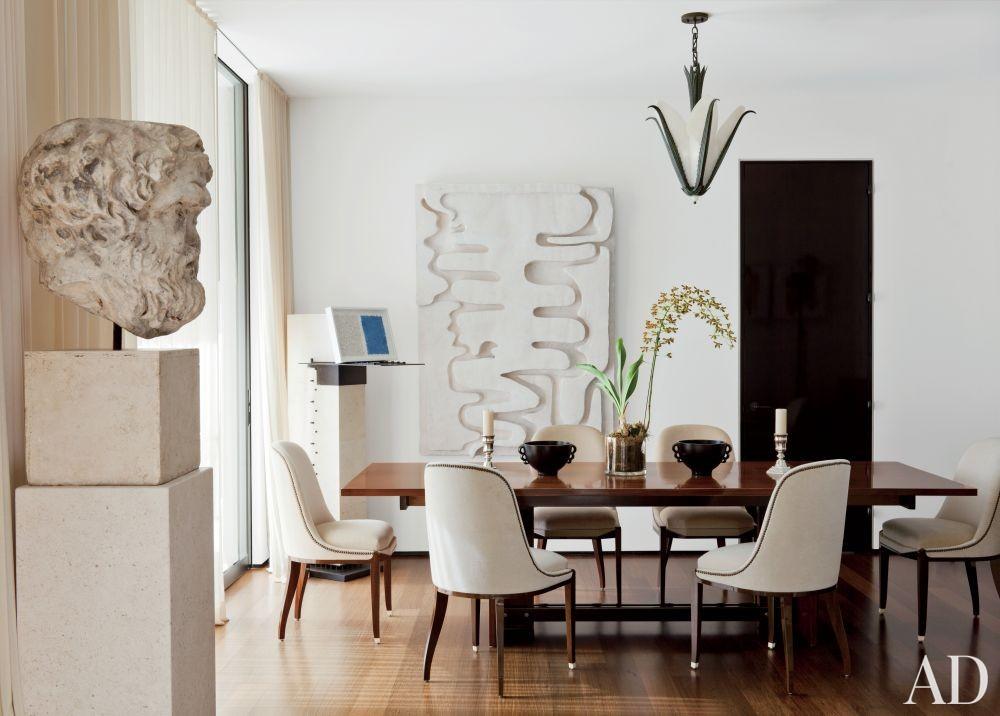 Contemporary Dining Room by Waldo\'s Designs in Los Angeles, California