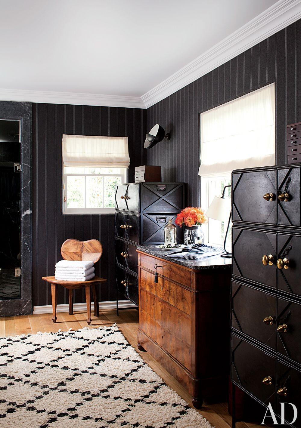 Contemporary Dressing Room/Closet by Trip Haenisch & Associates in Bel Air, California
