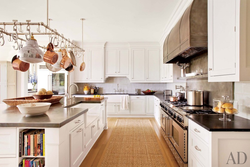 Contemporary Kitchen By Carrier And Company Interiors By Architectural Digest Ad Designfile