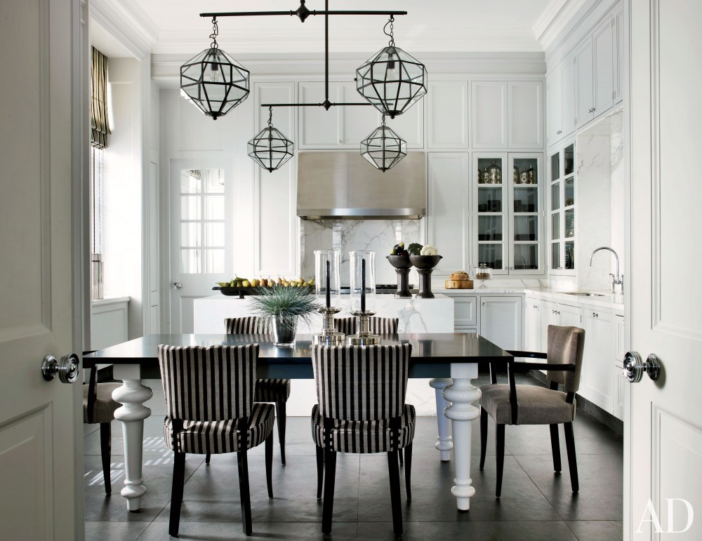 Contemporary Kitchen by Hubert Zandberg and Jan Swanepoel in London, England