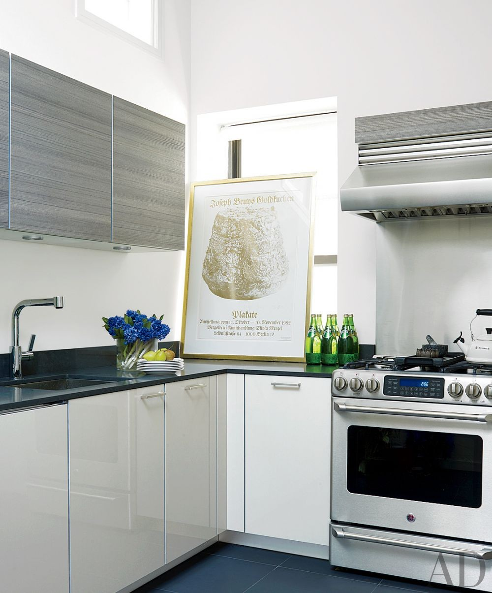 Contemporary Kitchen By Milly De Cabrol Ltd And Riste Rd Keating By Architectural Digest Ad