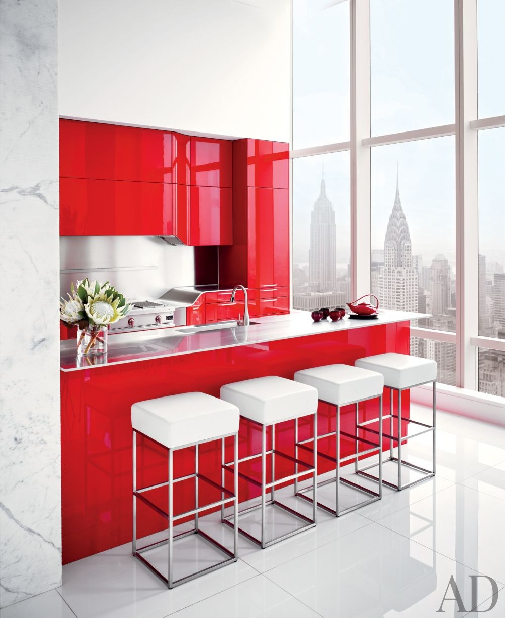 Contemporary Kitchen by ODA-Architecture and ODA-Architecture in New York, New York