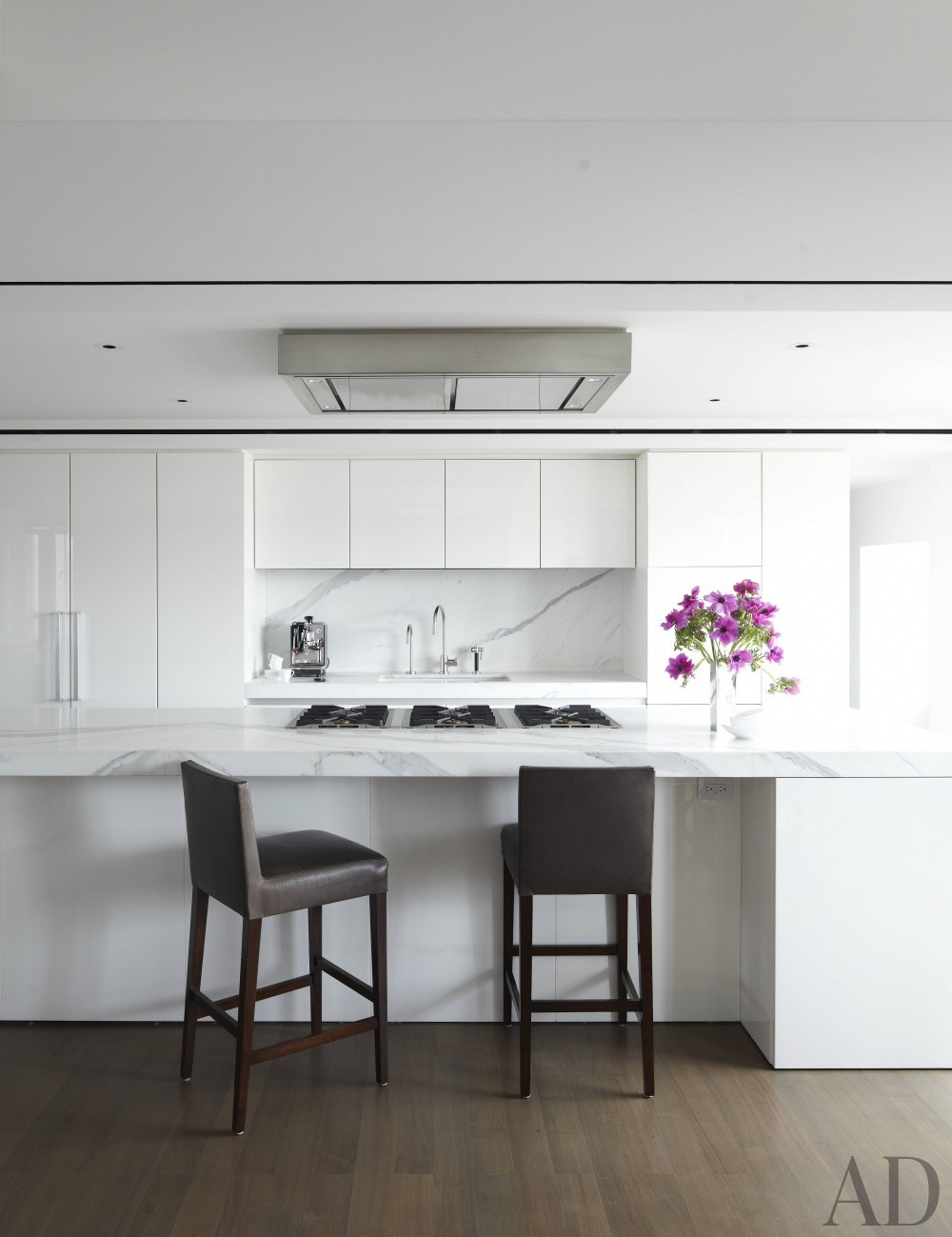 Contemporary Kitchen by S. Russell Groves and S. Russell Groves in New York, New York