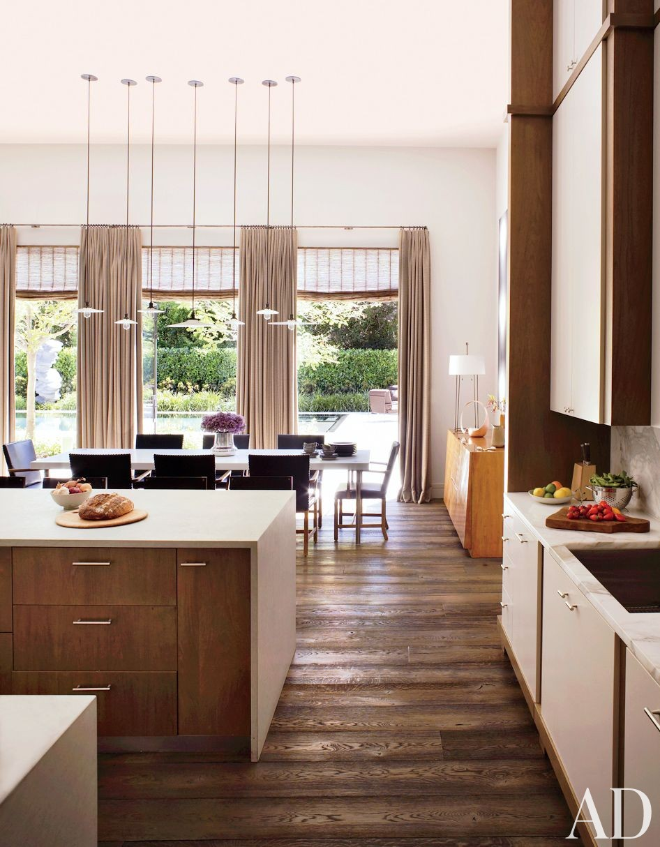 Contemporary Kitchen by Steven Volpe Design and Butler Armsden Architects in San Francisco, California