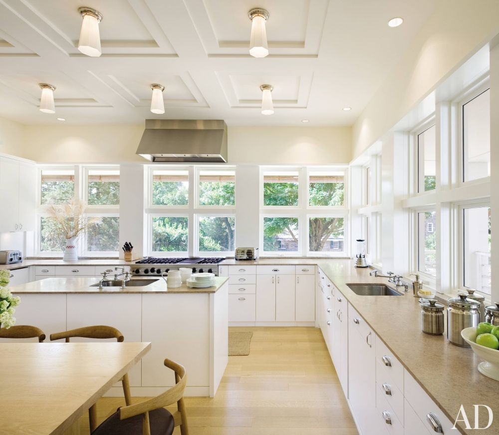 Contemporary Kitchen By Victoria Hagan Interiors By Architectural Digest Ad Designfile Home