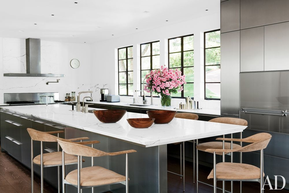 Contemporary Kitchen By Waldo 39 S Designs By Architectural Digest Ad Designfile Home