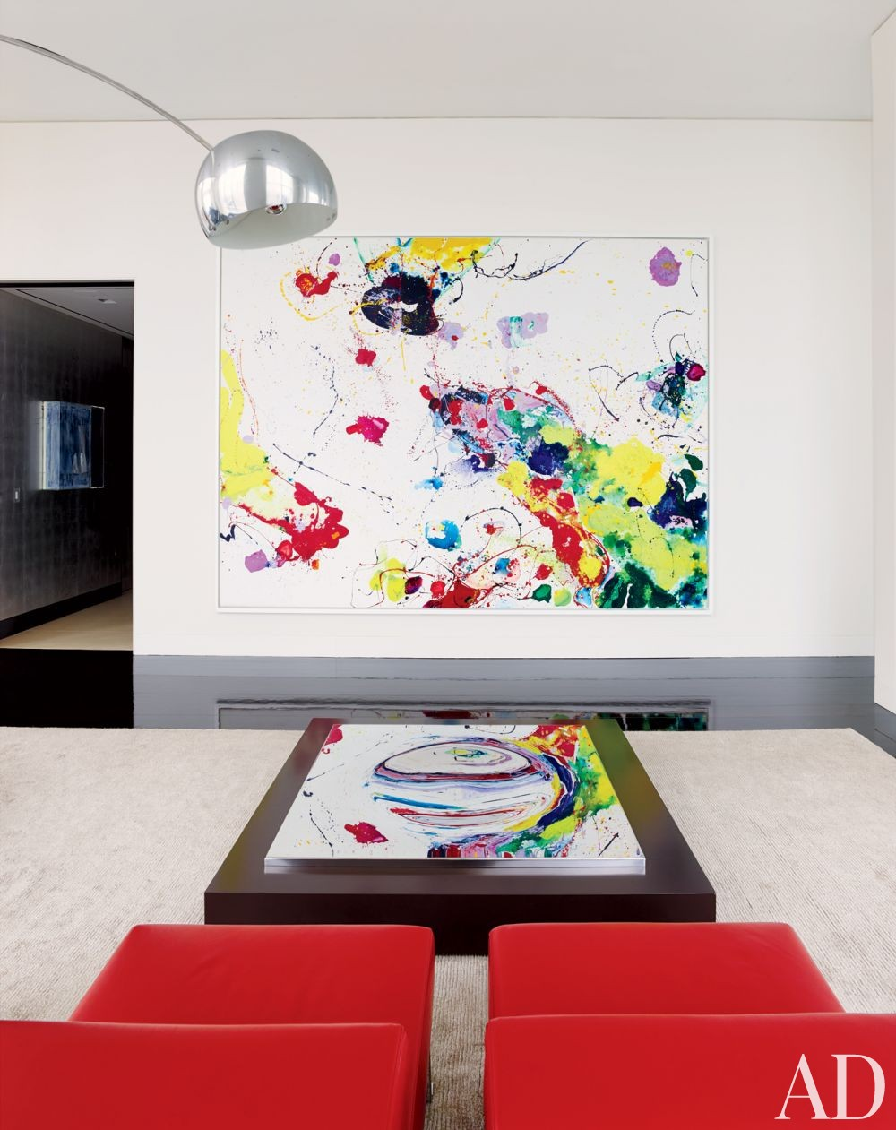 Contemporary Living Room by ODA-Architecture and ODA-Architecture in New York, New York