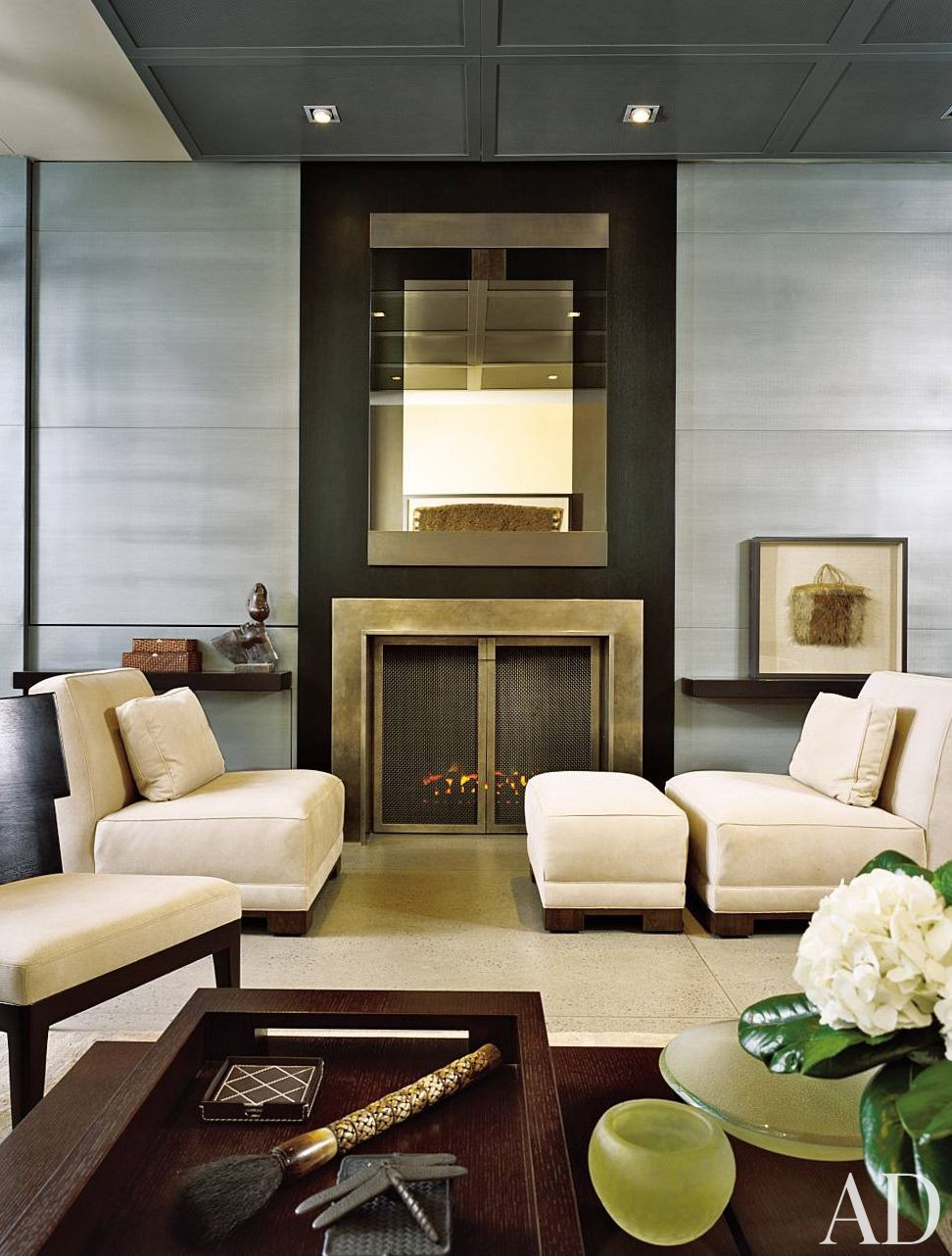 Contemporary Living Room by Terry Hunziker Inc by  ~ 193103_Living Room Ideas Nz