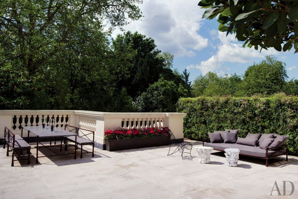 Contemporary Outdoor Space by Francis Sultana Ltd. and Thomas Croft Architects in London, England