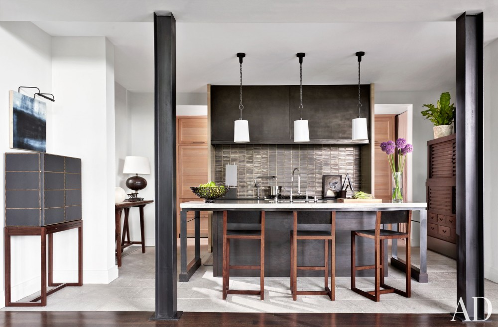 Modern Kitchen by Ray Booth in Nashville, TN