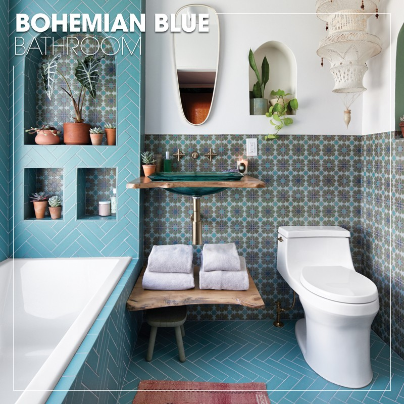Mood Boards About Bathrooms | Kohler