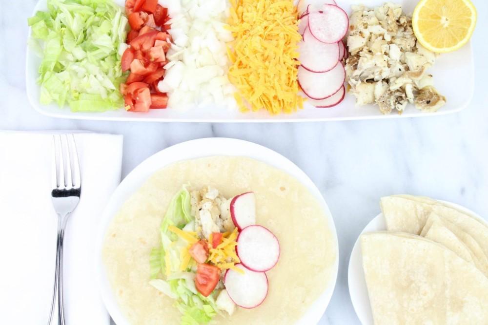 Fish Tacos with Fresh Guacamole by Jennifer Jaras   Epicurious Community Table