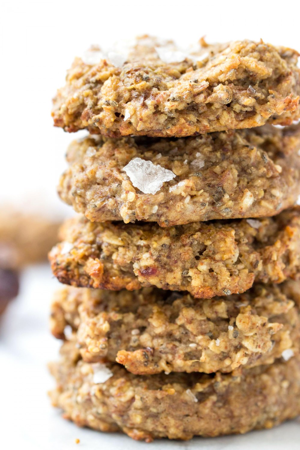 Sea Salt + Date Quinoa Breakfast Cookies by Alyssa Rimmer | Epicurious ...