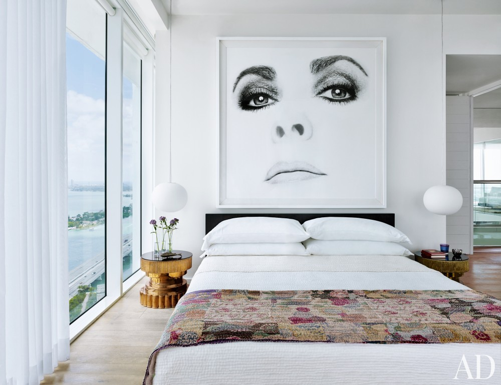Bedroom and Chad Oppenheim in Miami, FL