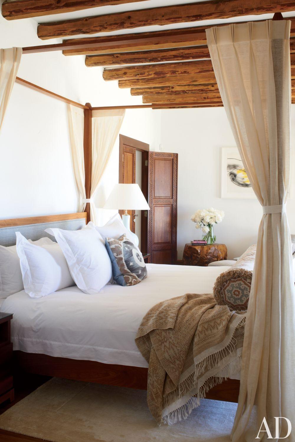 Exotic Bedroom by Carden Cunietti Ltd. in Ibiza