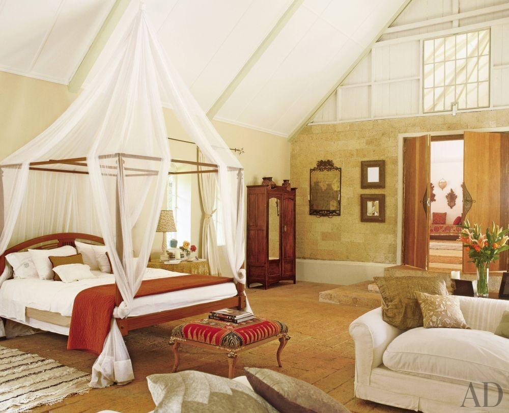 exotic bedroom by elizabeth warner by architectural digest