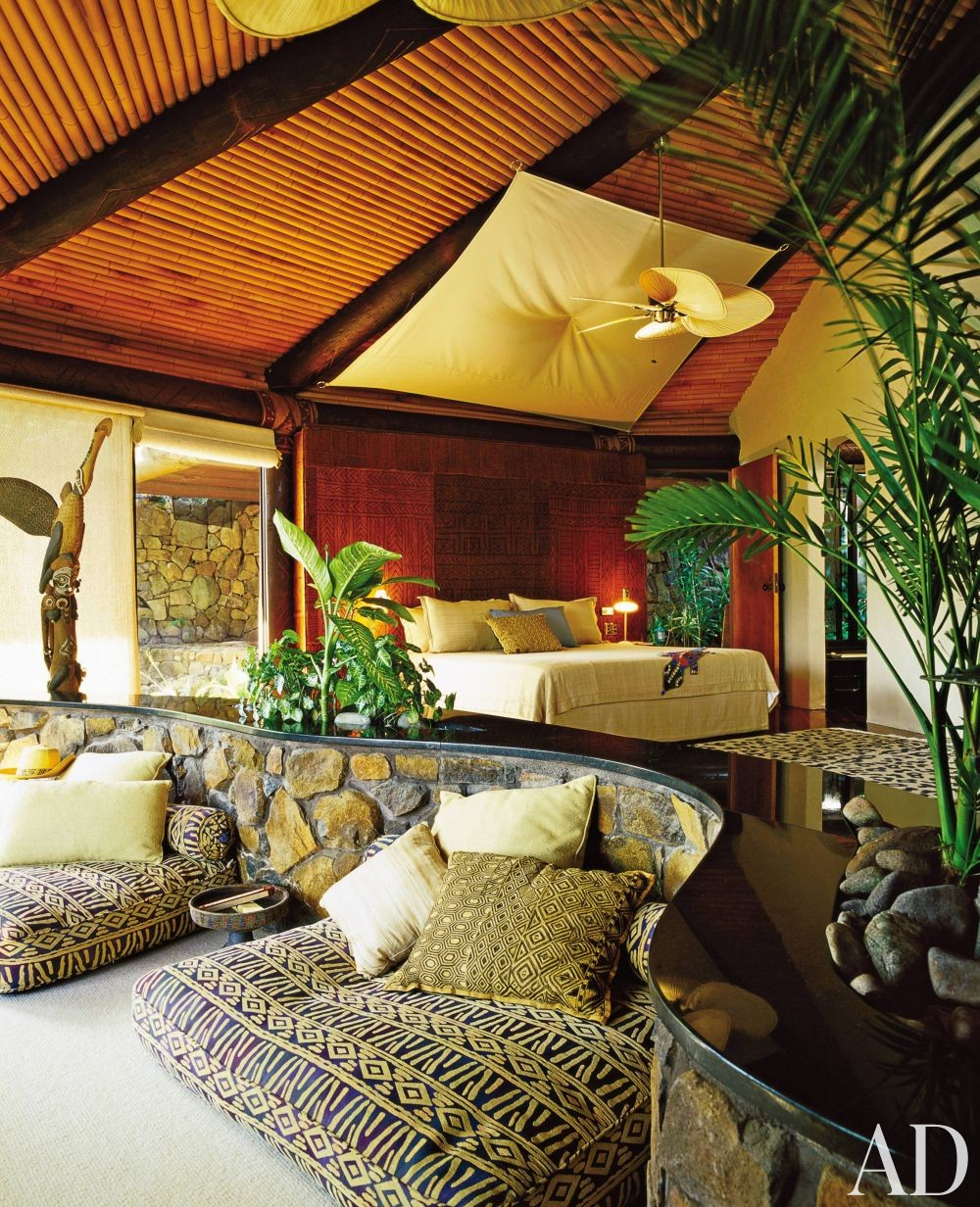 exotic bedroom by pamela mathieson croci by architectural