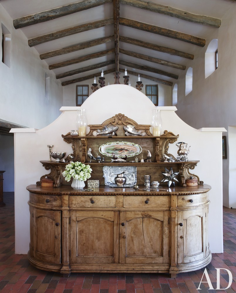 Exotic Kitchen in New Mexico
