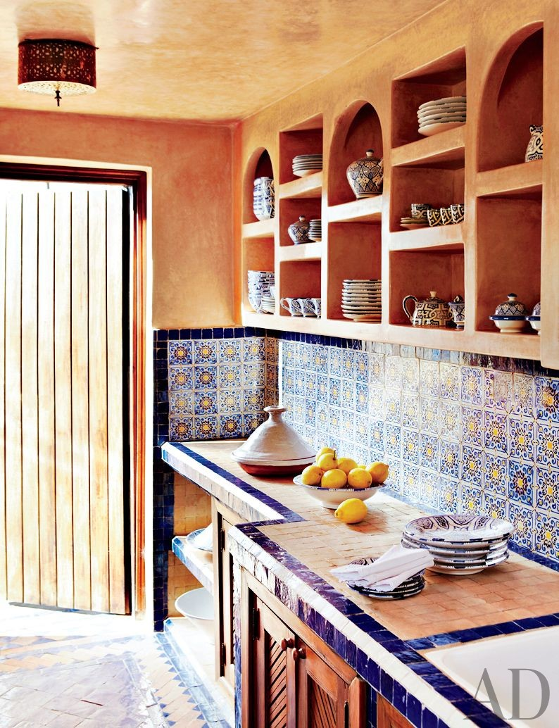 Exotic Kitchen by S.G Designs Ltd. in Essaouira, Morocco