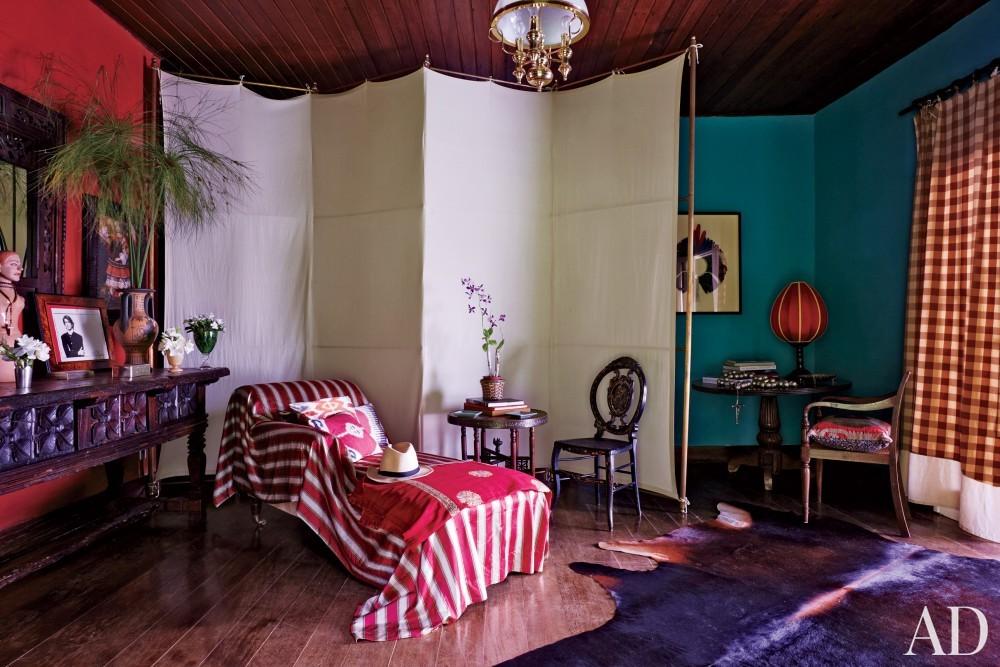 Exotic Living Room in Brazil