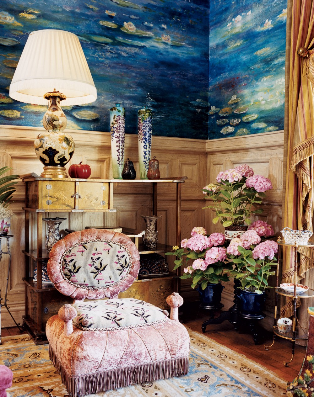 Exotic Living Room Ideas: Exotic Living Room By Jacques Grange By Architectural