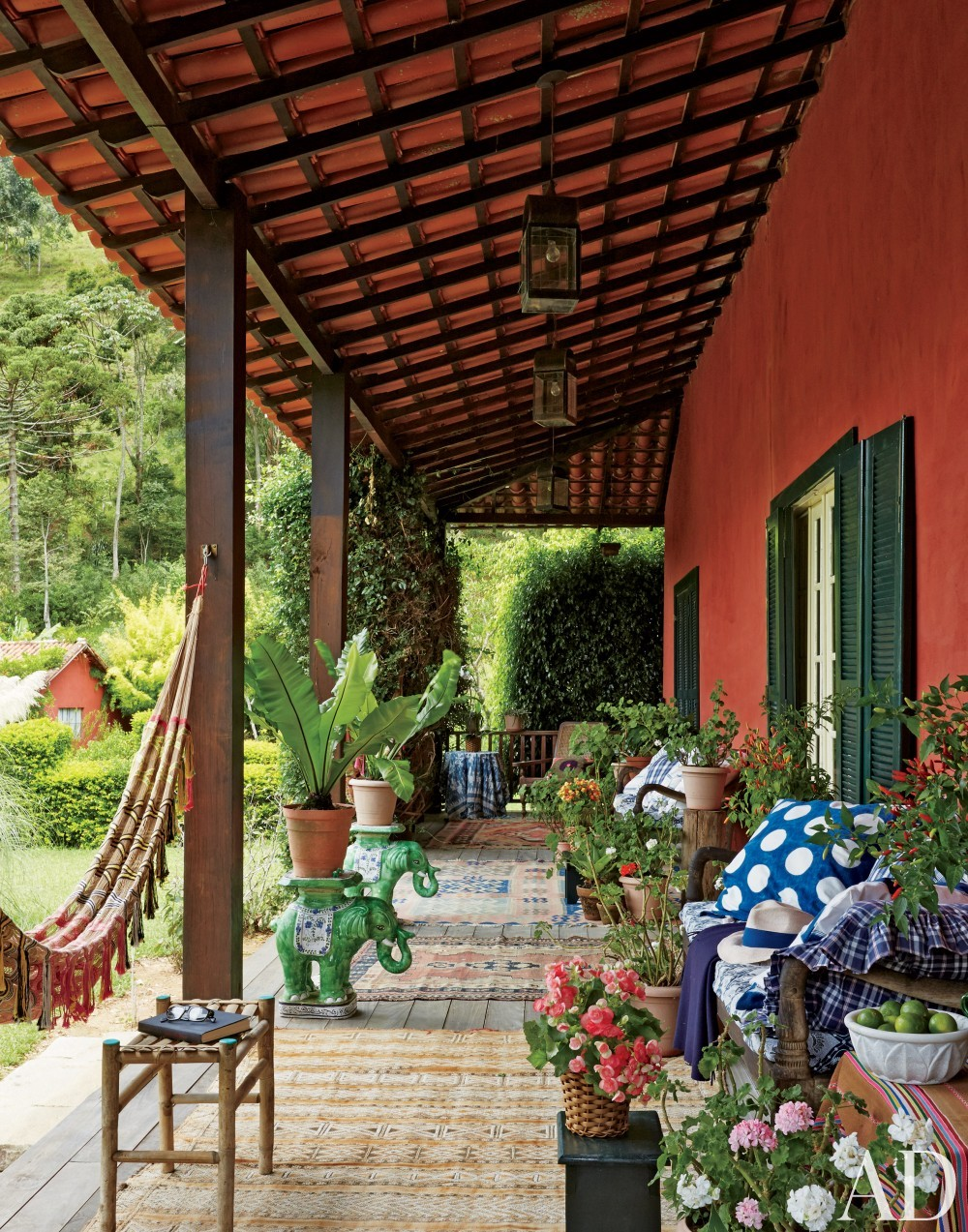 Exotic Outdoor Space in Brazil