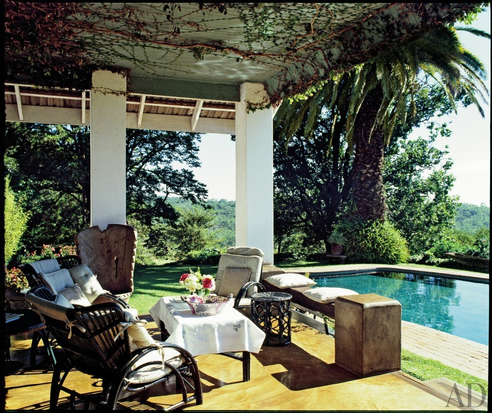 Exotic Outdoor Space in Harare, Zimbabwe