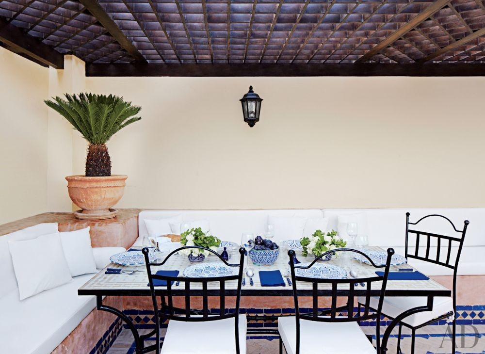 Exotic Outdoor Space by S.G Designs Ltd. in Essaouira, Morocco