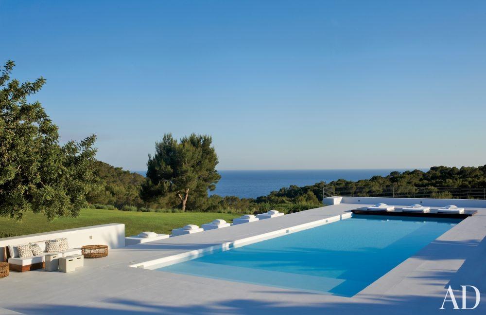 Exotic Pool by Carden Cunietti Ltd. in Ibiza