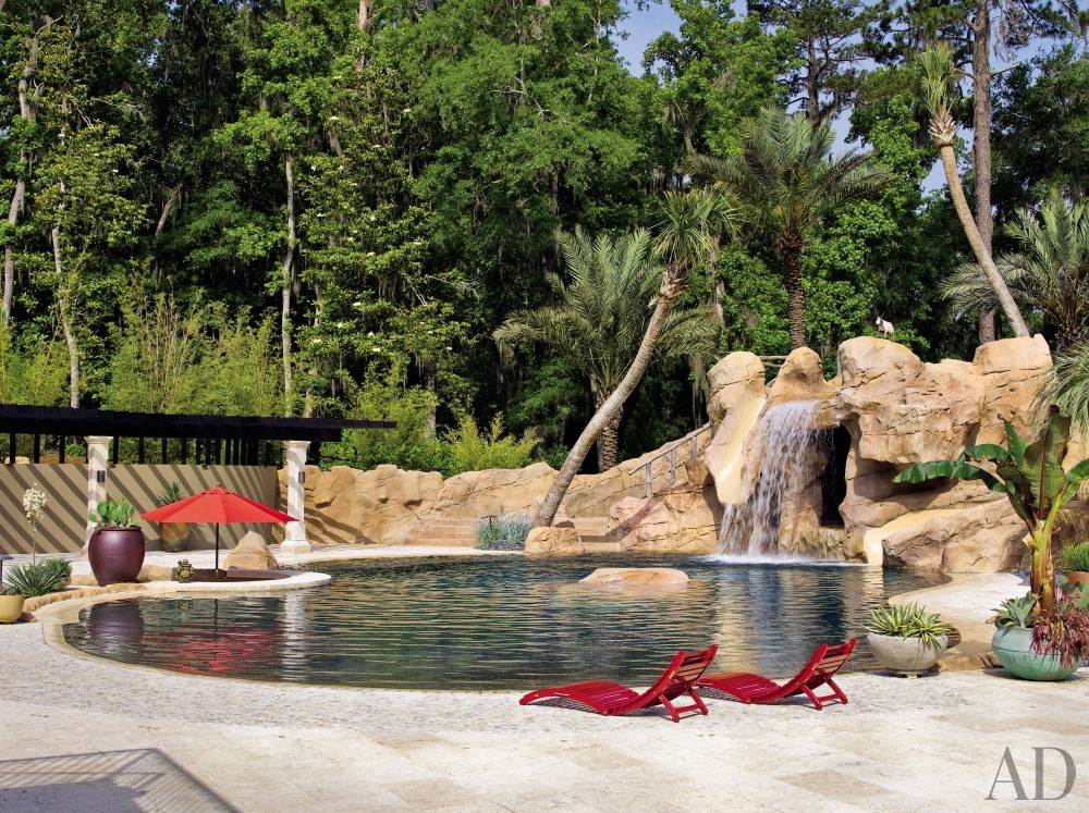 Exotic Pool and Bradley C. Touchstone in Tallahassee, Florida