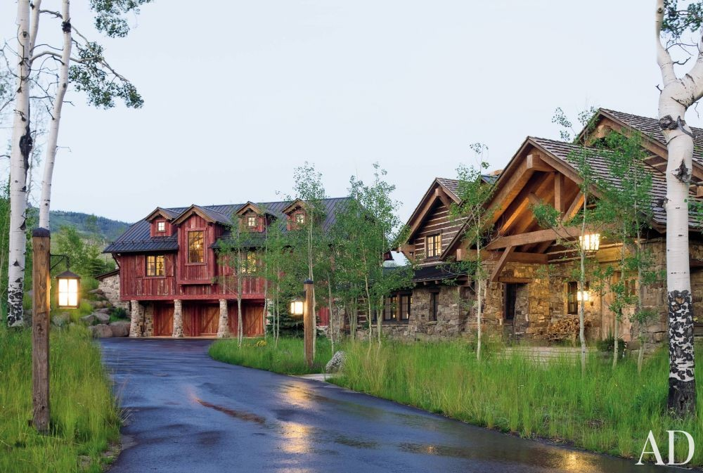Exterior by Cullman & Kravis and Resort Design Architects in Colorado