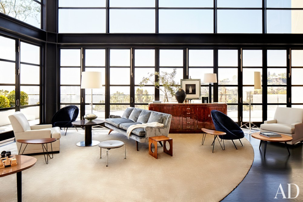 Living Room by Dan Fink and Tim Murphy in Los Angeles, CA