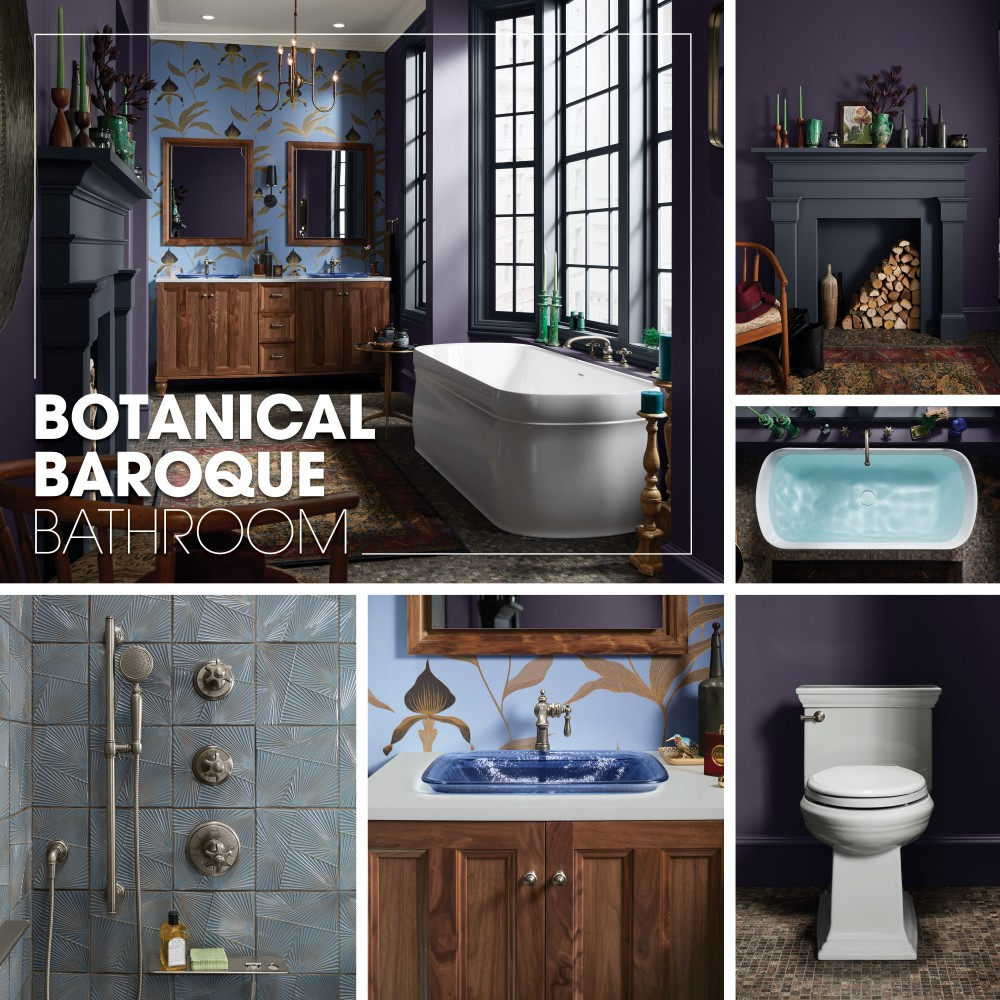 . Mood Boards About Contemporary Bathrooms   Kohler