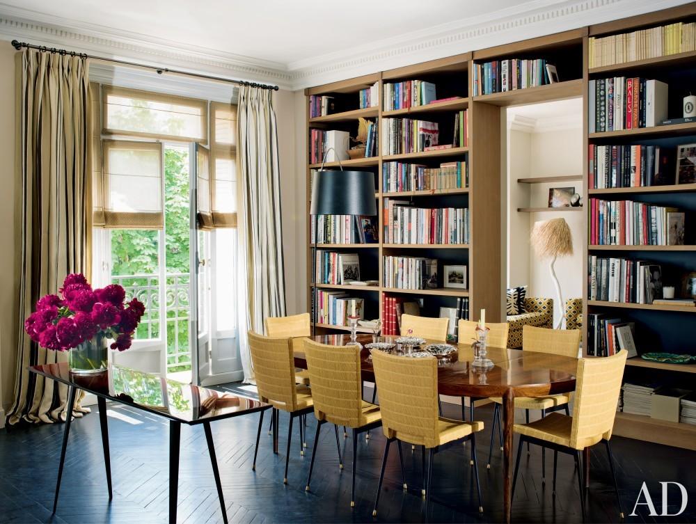 Dining Room in Paris, France