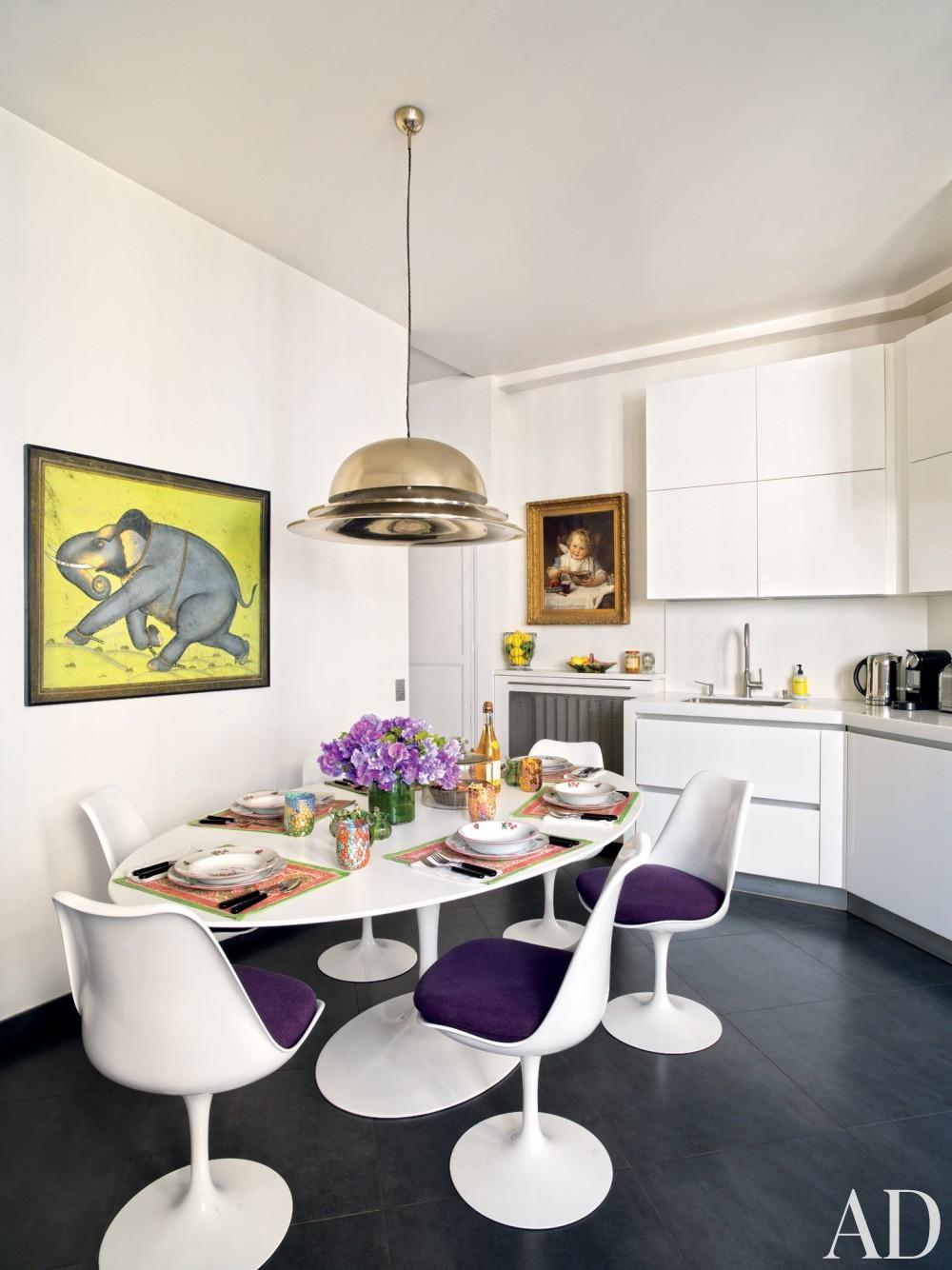 Kitchen in Paris, France