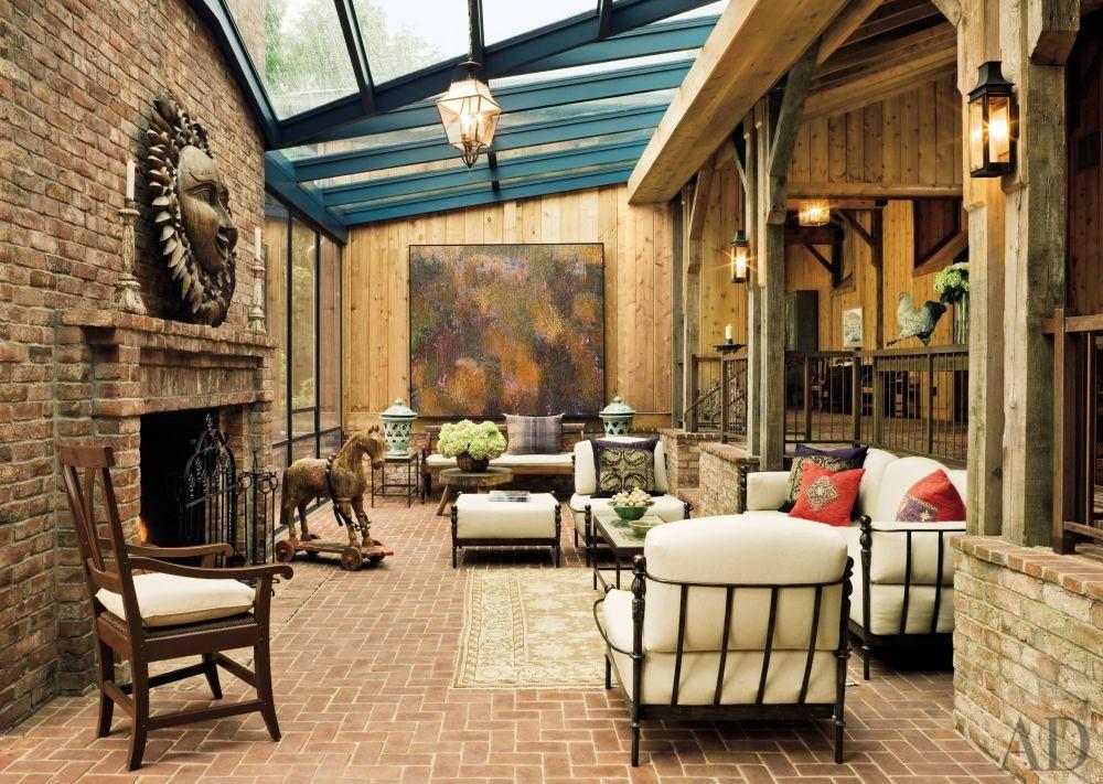 Living Room by Mona Hajj and Elby S. Martin in Lexington, Kentucky