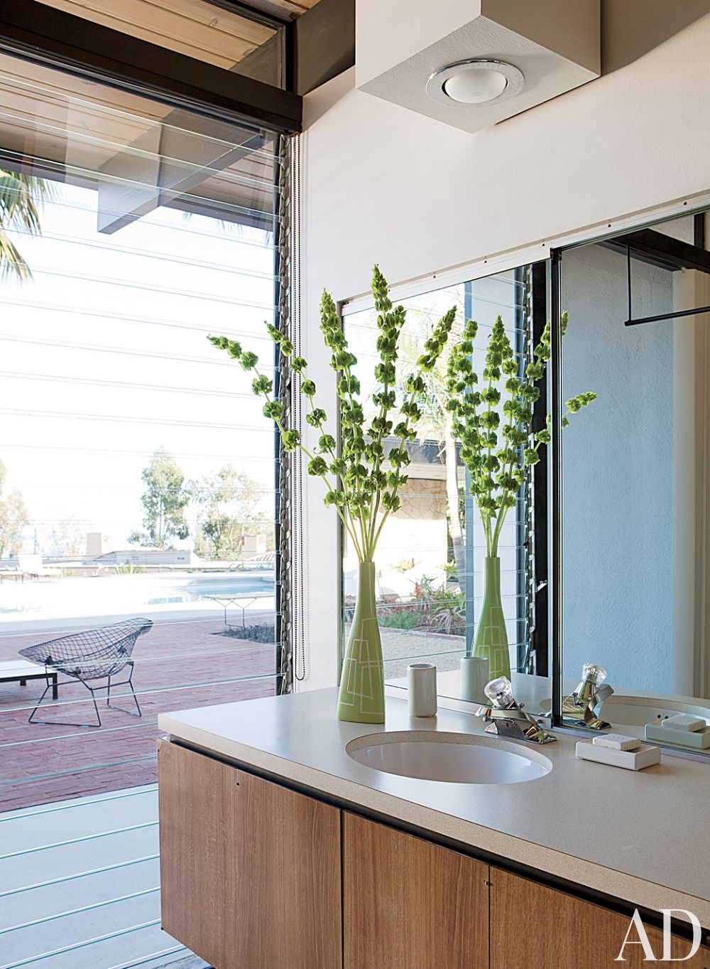 Modern Bathroom by BoydDesign and BoydDesign in Malibu, California