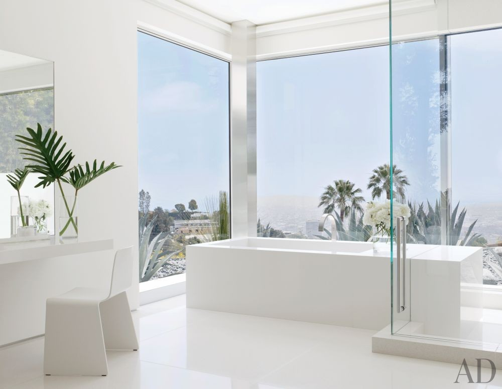 Modern Bathroom by Magni Design in Beverly Hills, California