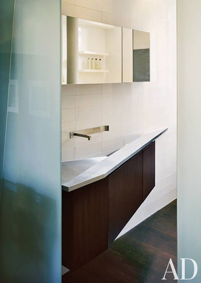 Modern bathroom by anthony montalto by architectural for New york bathroom design