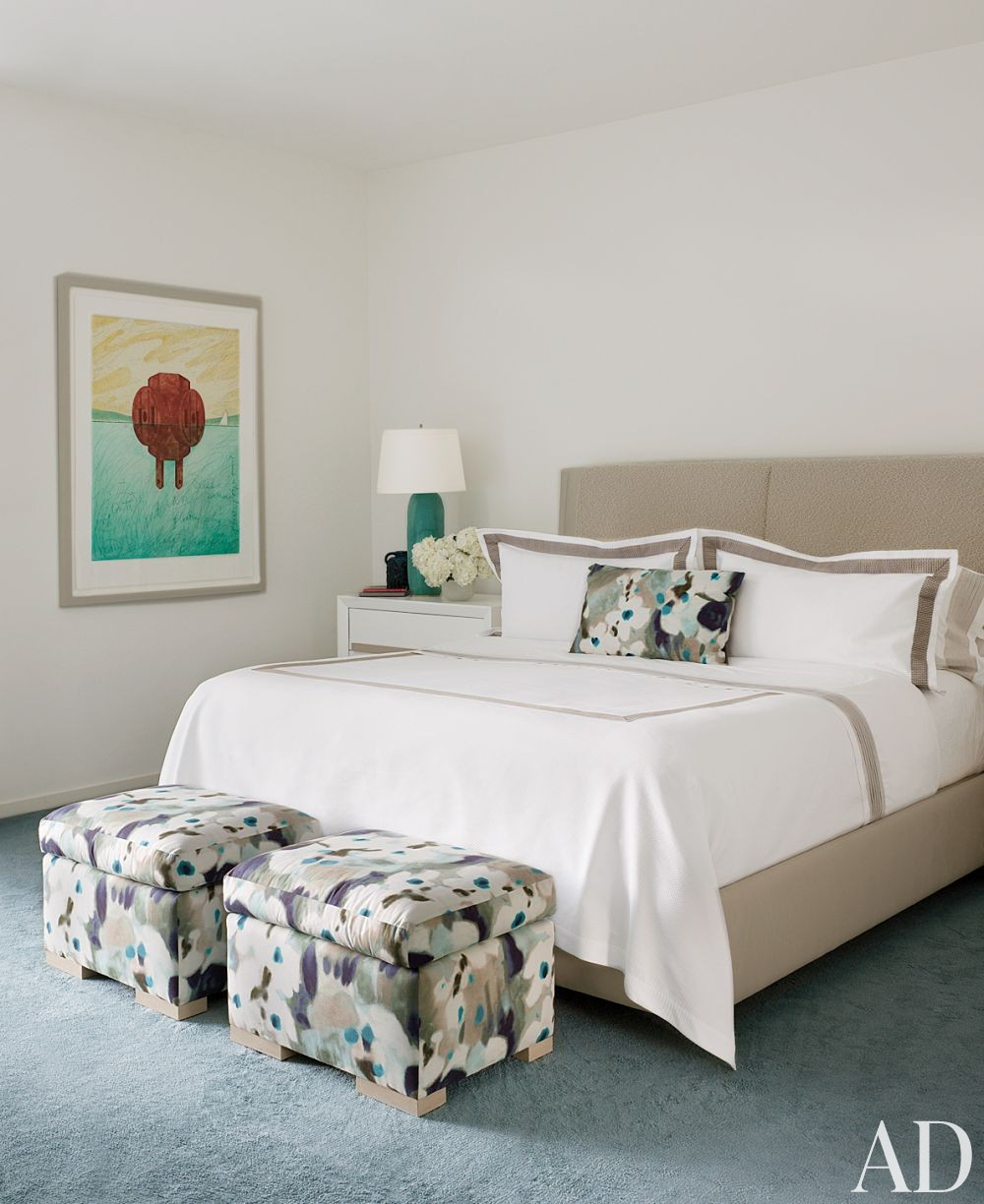 Modern Bedroom By Emily Summers Design Associates The Master Bedroom