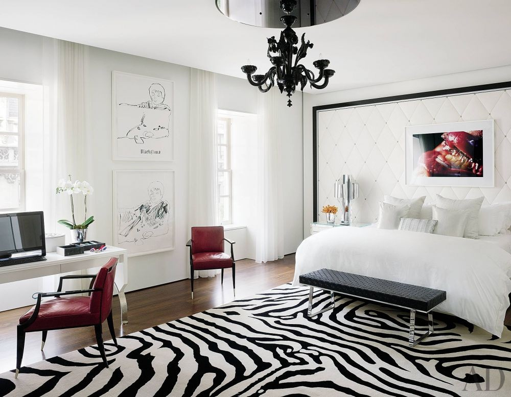 Modern Bedroom by Ingrao Inc. and Frederic Schwartz Architects in New York, New York