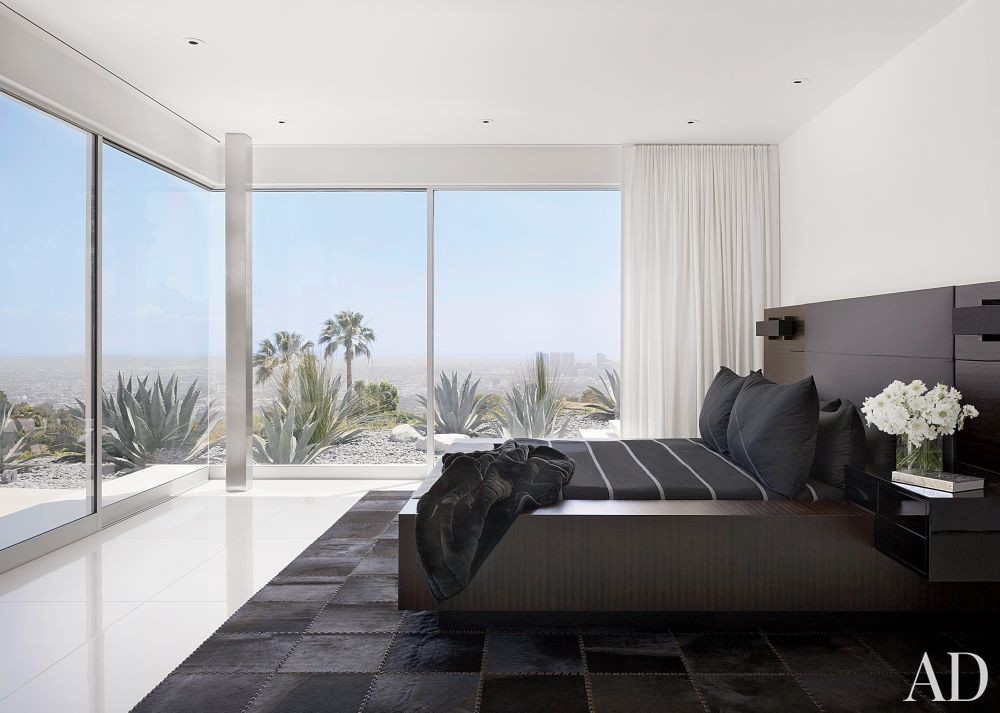 Modern Bedroom by Magni Design in Beverly Hills, California