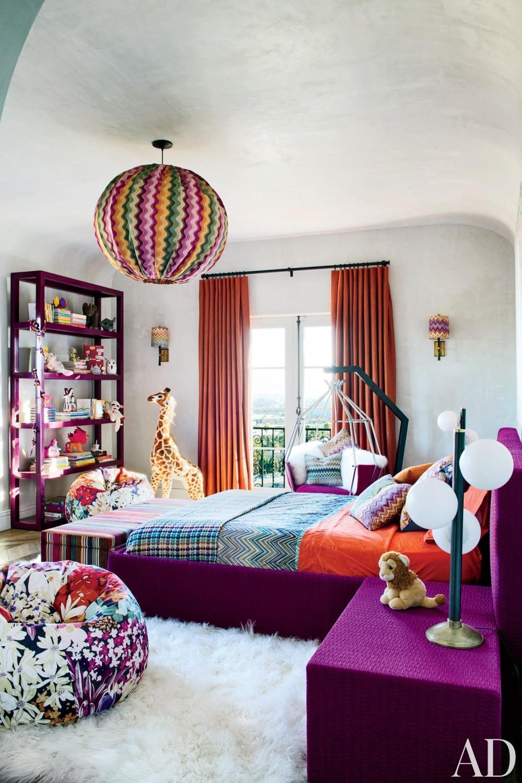Modern Bedroom by Martyn Lawrence Bullard Design in Los Angeles, CA