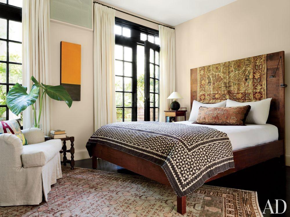 Modern Bedroom by Robert Passal Interior & Architectural Design in New York, New York