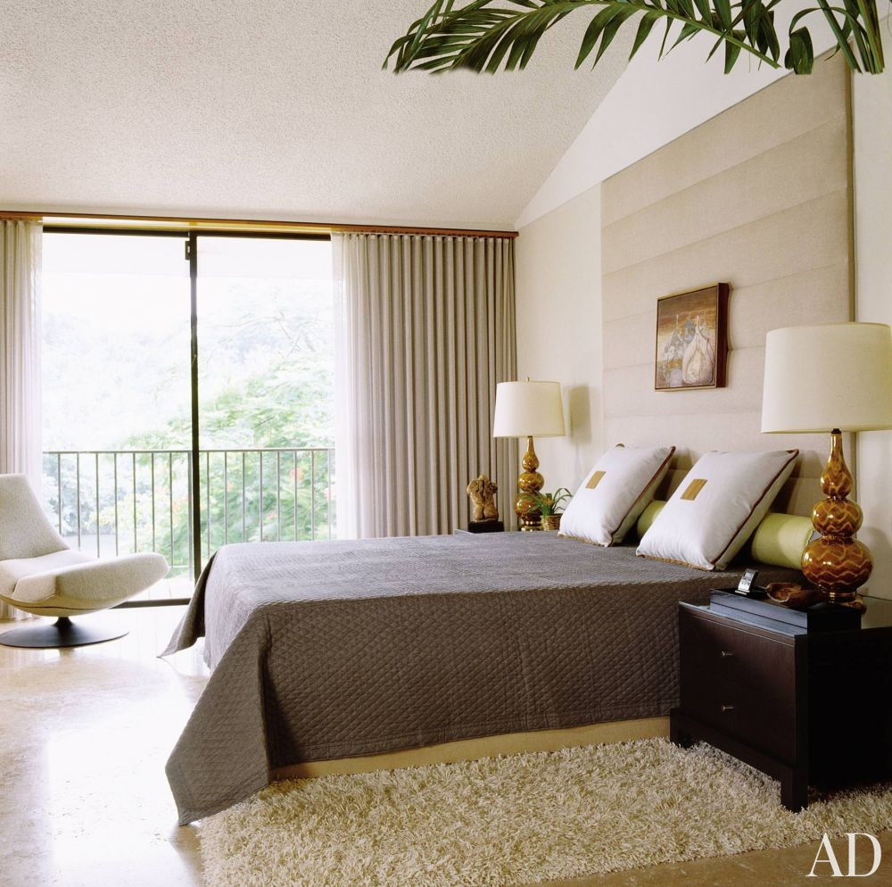 Modern Bedroom By Sol S Betancourt By Architectural Digest AD