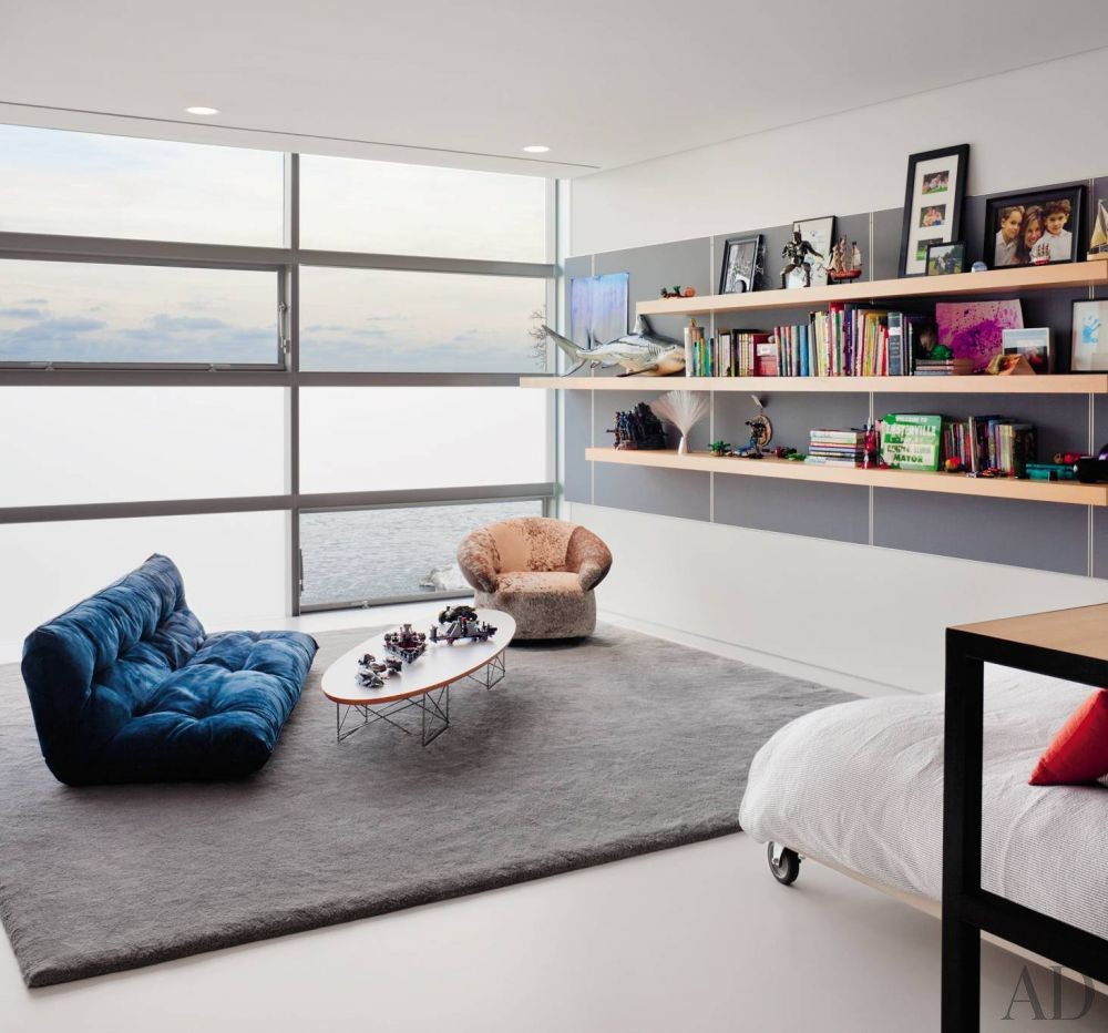 Modern Children\'s Room by Peter Gluck and Partners, Architects and Insight Environmental Design in Chicago